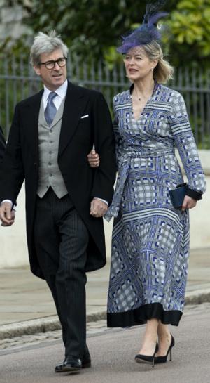 Фото №17 - 10 самых стильных гостей на свадьбе Леди Габриэллы Виндзор