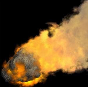 Фото №1 - Упавший метеорит вызвал у перуанцев загадочную болезнь