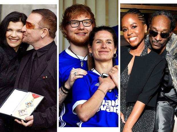 Фото №1 - Первая любовь: 7 звездных пар, которые вместе со школьных лет