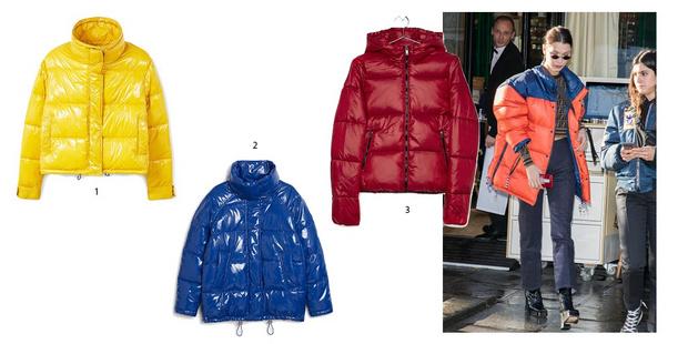 Фото №2 - Бери пример: Белла Хадид знает, какая верхняя одежда сейчас в тренде