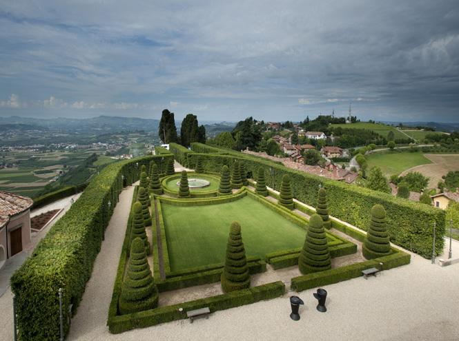 Фото №1 - Открытие сезона трюфеля в  Castello di Guarene