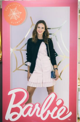 Фото №13 - Презентация капсульной коллекции Charlotte Olympia x Barbie в Москве