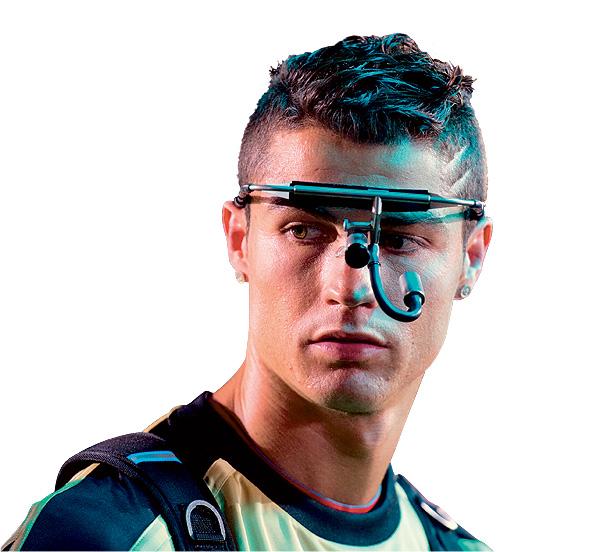 Фото №2 - Золотой стандарт: Роналду в датчиках
