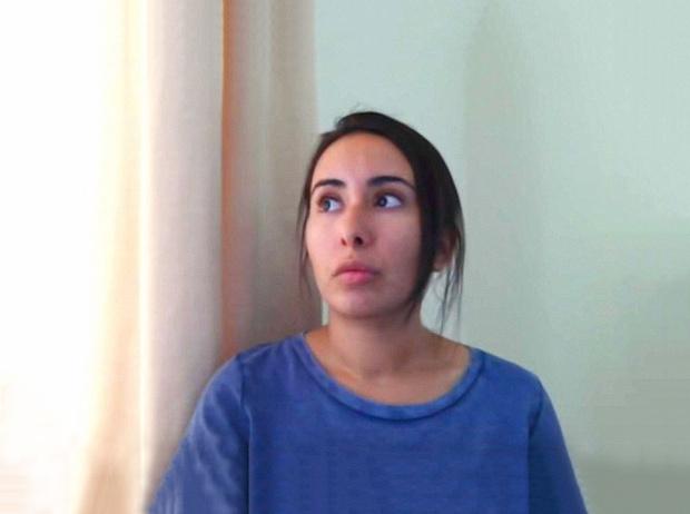 Фото №1 - «Привет, меня зовут Латифа»: история арабской принцессы, которой не удалось сбежать