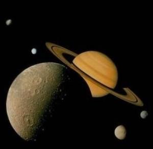Фото №1 - Сатурн обзавелся шестидесятым спутником