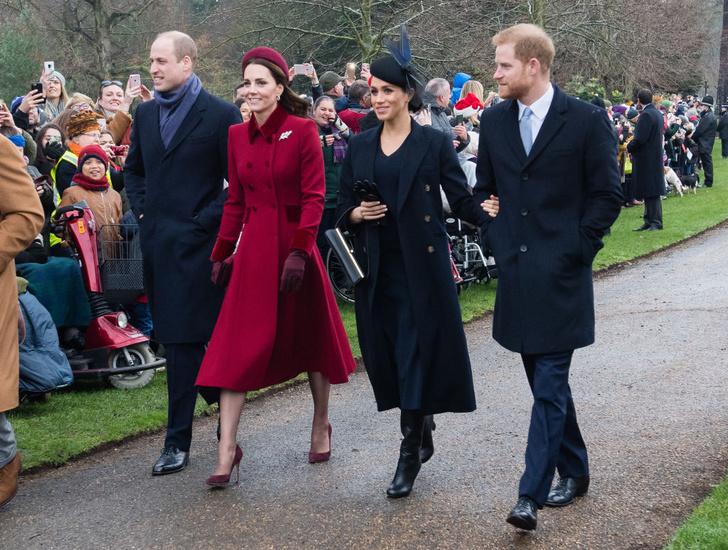 Фото №1 - Анорексичка, червь и другие прозвища королевской семьи