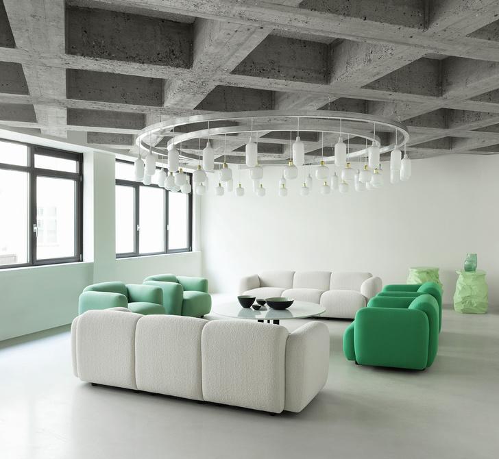 Фото №3 - Копенгаген: новая штаб-квартира бренда Normann Copenhagen
