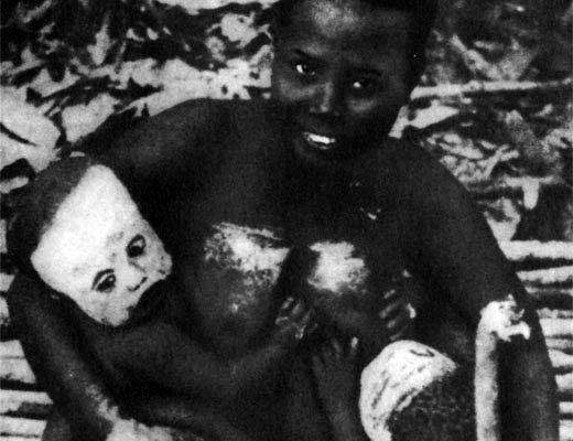 Фото №1 - Отверженный племени Онге