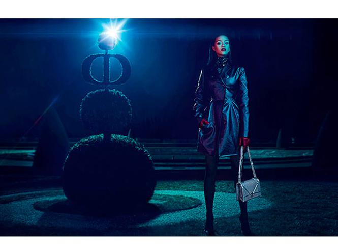 Фото №2 - Рианна для Dior: первые кадры новой рекламной кампании