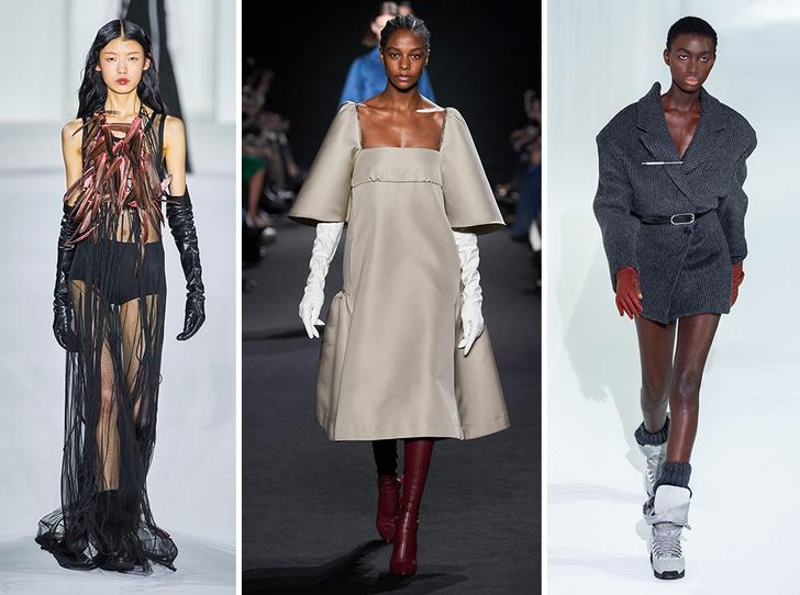 Фото №11 - 10 трендов осени и зимы 2019/20 с Недели моды в Париже