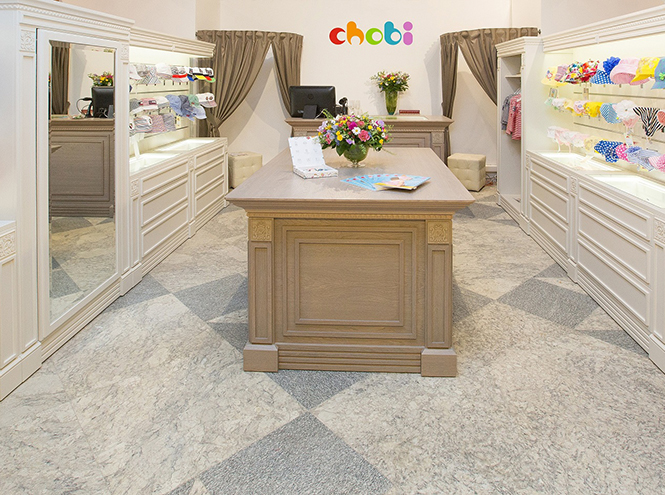 Фото №4 - В Москве открылся первый магазин Chobi