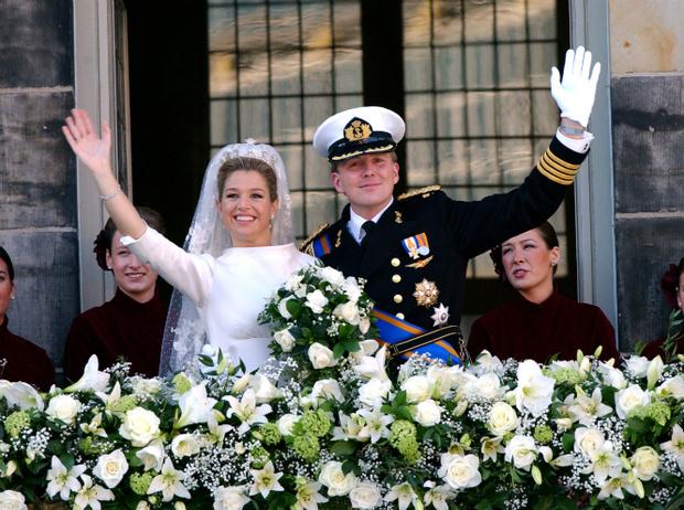 Фото №11 - 12 знаменитых королевских свадеб