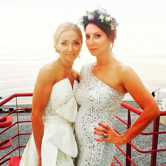 Фото №3 - Татьяна Навка и Дмитрий Песков поженились