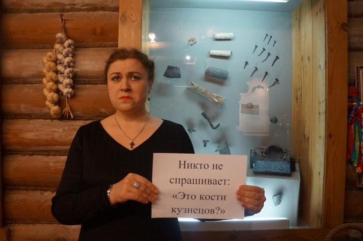 Фото №4 - «Никто не целится в смотрителя из лука»: российские театры, музеи и библиотеки пытаются весело скучать по посетителям (фото)