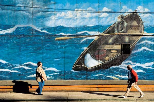 Фото №3 - Галерея под открытым небом