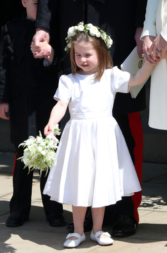 Фото №4 - На свадьбе принцессы Евгении ожидается звездный состав подружек и пажей
