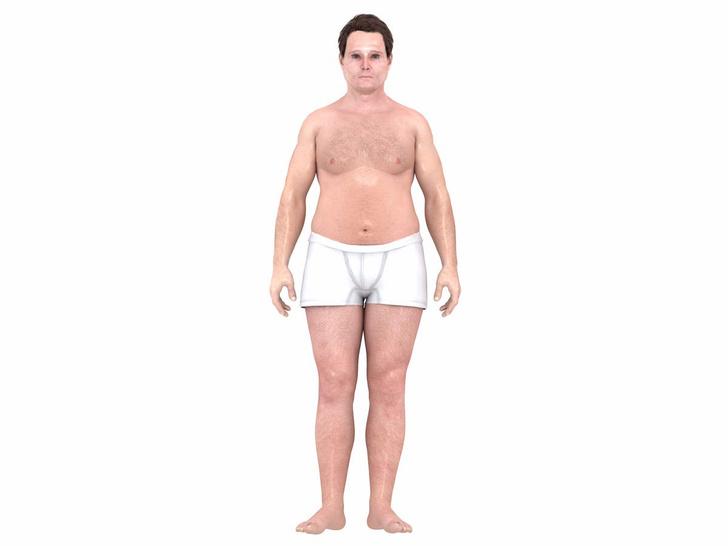 Фото №2 - Как менялся идеал мужского тела на протяжении последних 150 лет (5 этапов в картинках)