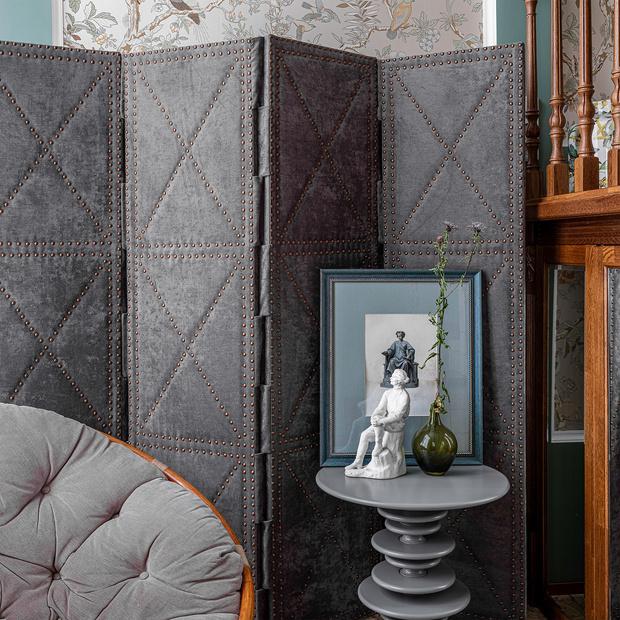 Фото №10 - Двухэтажный пентхаус в стиле бохо в Перми