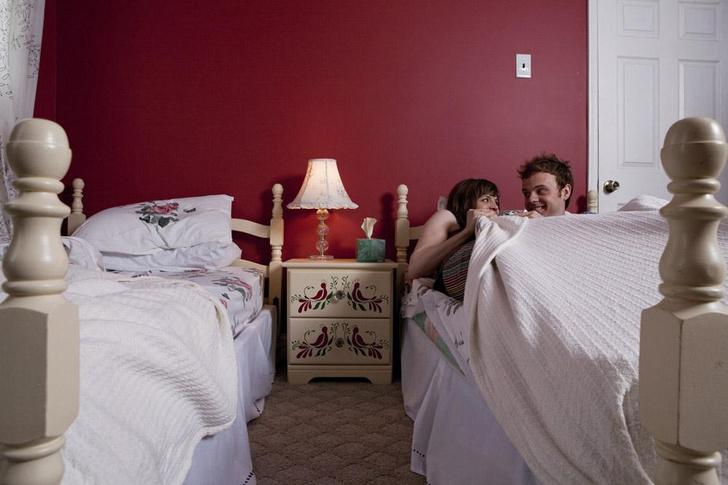 Фото №1 - Почему людям нравится заниматься сексом в отеле