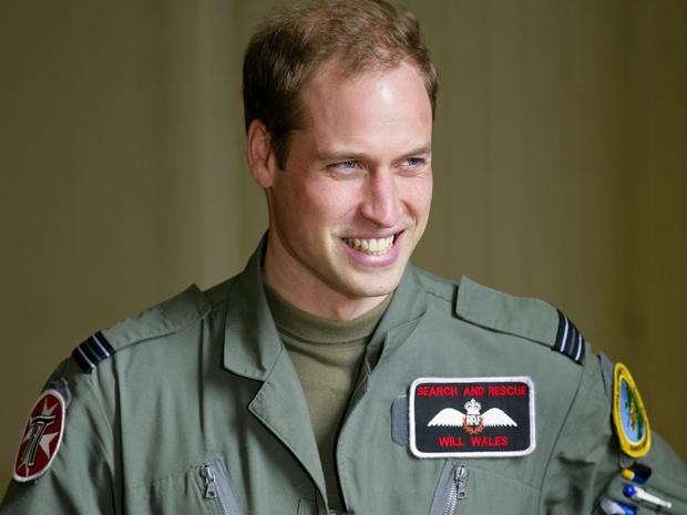 Фото №1 - «Горячий принц»: почему все обсуждают новое фото Уильяма (и поздравляют Кейт)