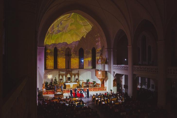 Фото №1 - Спиричуэлы, джазовая месса и «Аве Мария» в Кафедральном