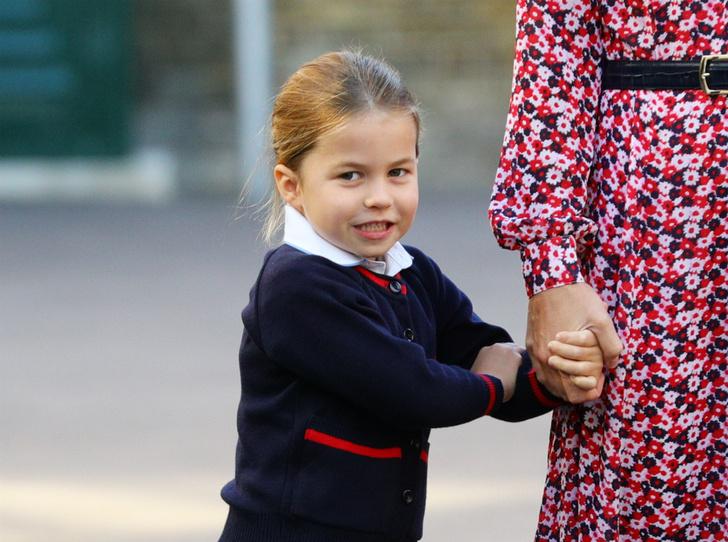 Фото №1 - Какой подарок принцесса Шарлотта попросила на Рождество (и почему принц Уильям отказал дочери)