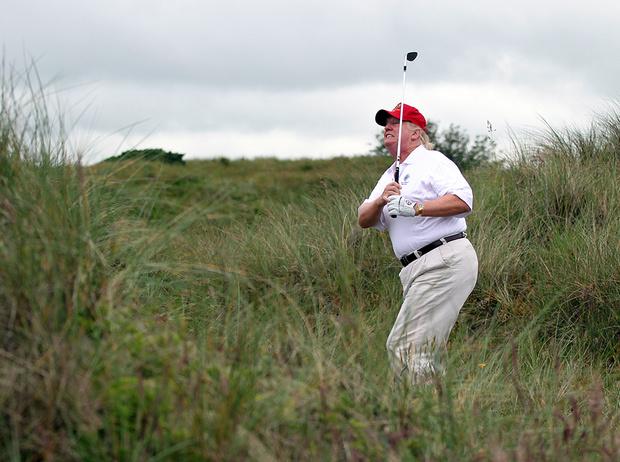 Фото №11 - 5 вещей, которым Дональд Трамп никогда не изменял