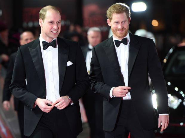 Фото №2 - Роковая любовь Гарри: почему Уильям всегда видел в Меган угрозу монархии