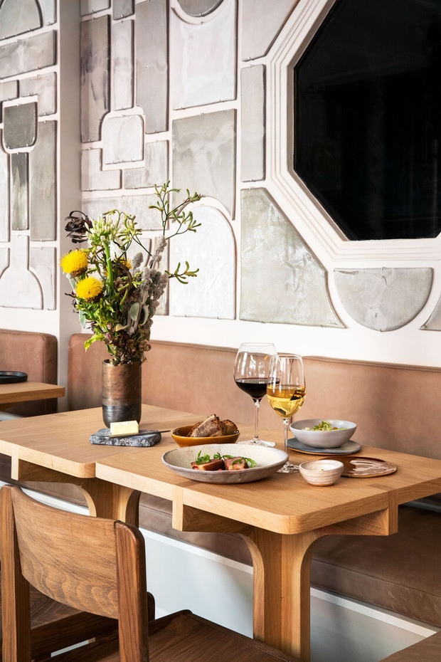 Фото №8 - Frenchie Pigalle: новый ресторан по проекту Доротеи Мейлихзон