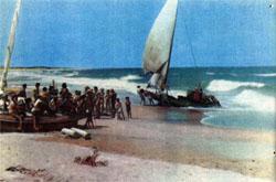 Фото №2 - Жангада выходит в море