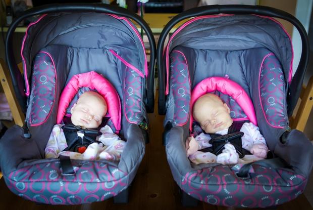 Фото №1 - Добраться за 30 минут: младенцам нельзя быть в машине дольше