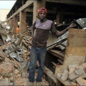 Фото №1 - Землетрясение в Центральной Африке