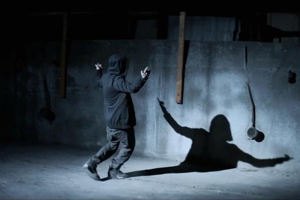 Фото №1 - Эминем и Sia презентовали видео на трек Guts Over Fear