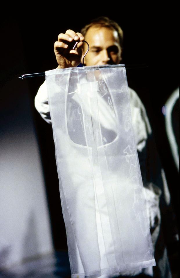 Фото №4 - Мартин Маржела— изобретатель современной моды. Вот пять его революционных показов
