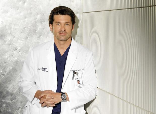 Фото №7 - Топ самых сексуальных докторов за всю историю сериалов