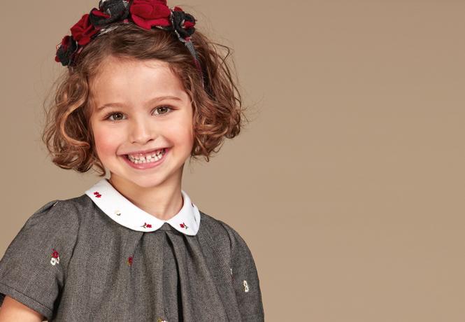 Фото №16 - Модные школьники: детская коллекция Dolce&Gabbana осень-зима 16/17