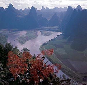 Фото №1 - Китай начал бороться с загрязнением рек