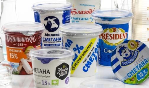 Фото №1 - «Росконтроль» назвал бренды фальсифицированной сметаны с кишечной палочкой