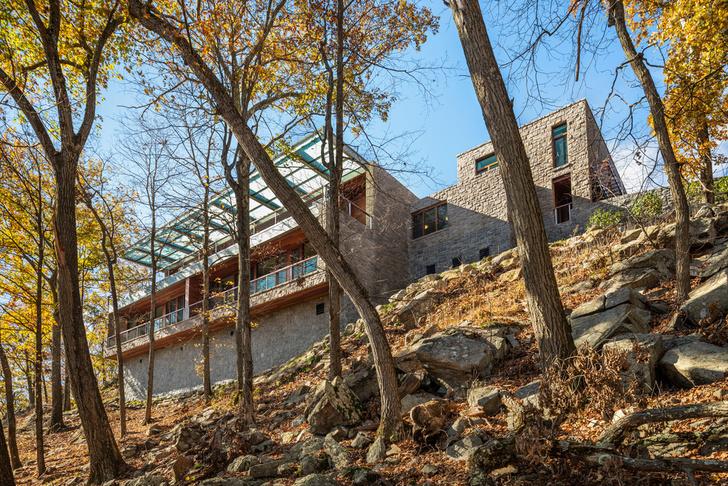 Фото №1 - Современный загородный дом в американской глубинке