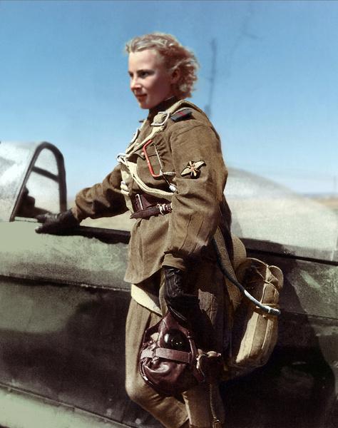 Фото №2 - Такой неслабый пол: 10 подвигов советских женщин, которые сделали победу великой