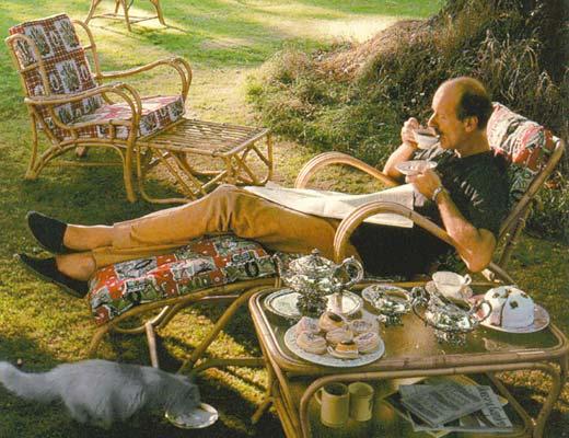 Фото №1 - Особенности национального характера, или За что англичане любят очереди