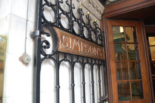 Фото №5 - 10 любимых  мест Шерлока Холмса в Лондоне