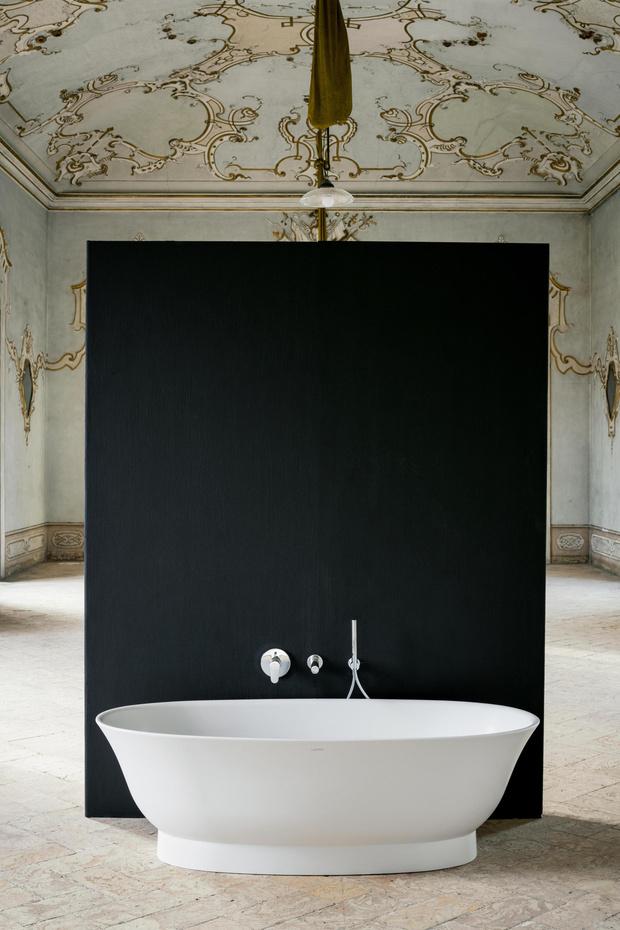 Фото №8 - Полное погружение: ТОП-10 отдельно стоящих ванн
