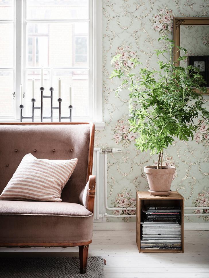 Фото №3 - Уютная квартира с мансардой в Швеции