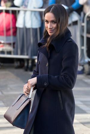 Фото №12 - Эффект Меган Маркл: какие модные бренды прославила супруга принца Гарри