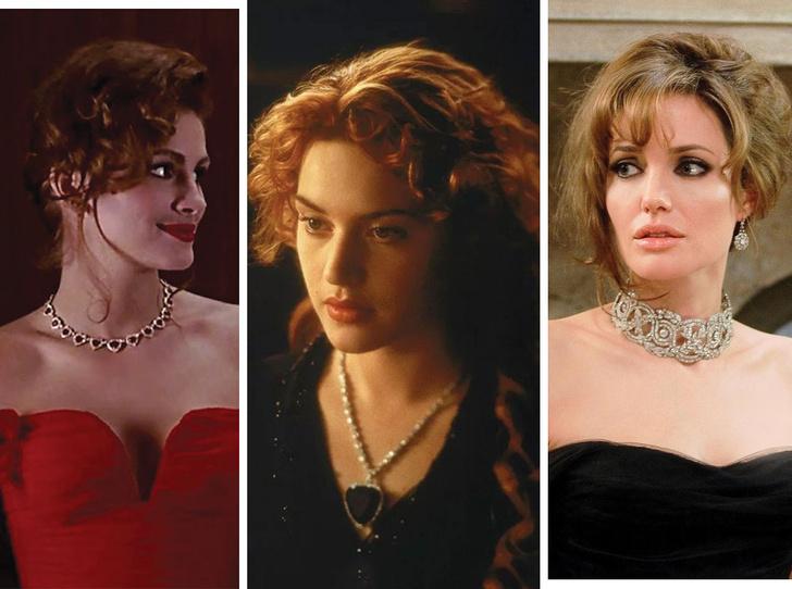 Фото №1 - Самые известные украшения из кино: от бриллиантов Монро до колье из «Титаника»