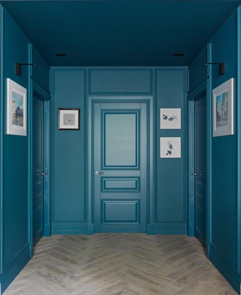 Фото №10 - Современный дизайн квартиры 100 м² в московской сталинке