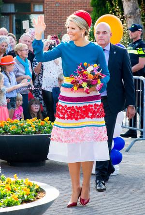 Фото №4 - Стильная Максима: 5 модных правил королевы Нидерландов