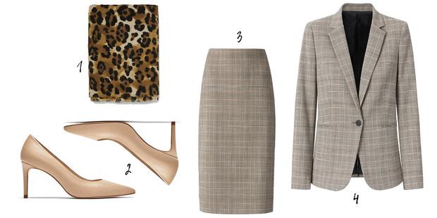 Фото №2 - Офисный стиль: Как одеться в школу и университет, оставаясь в тренде