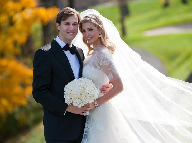 Фото №5 - Иванка Трамп и Джаред Кушнер: «практичное» счастье американской принцессы